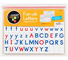Alphabet & Print Concepts