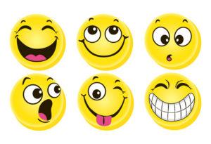 emoji faces to print