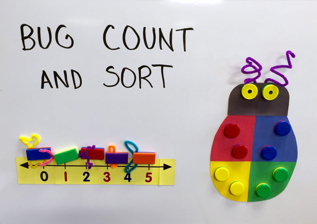 bug count and sort