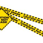 Caution Tape & Signs catalog back