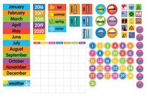 Calendar Grid Layout 2