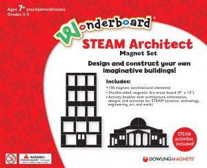 STEAM Jr Architect pkg front