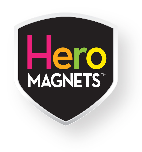 Hero Magnets to the Rescue!