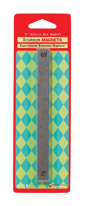 Alnico Bar Magnet (6