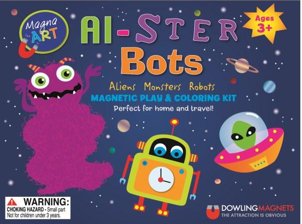Magna Art Al-Ster-Bots