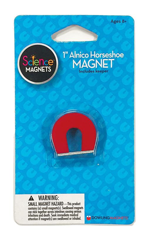 Alnico Horseshoe Magnet (1