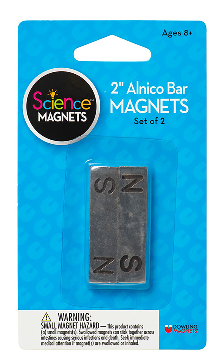 Alnico Bar Magnets (2