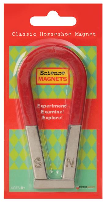 Classic Horseshoe Magnet 3