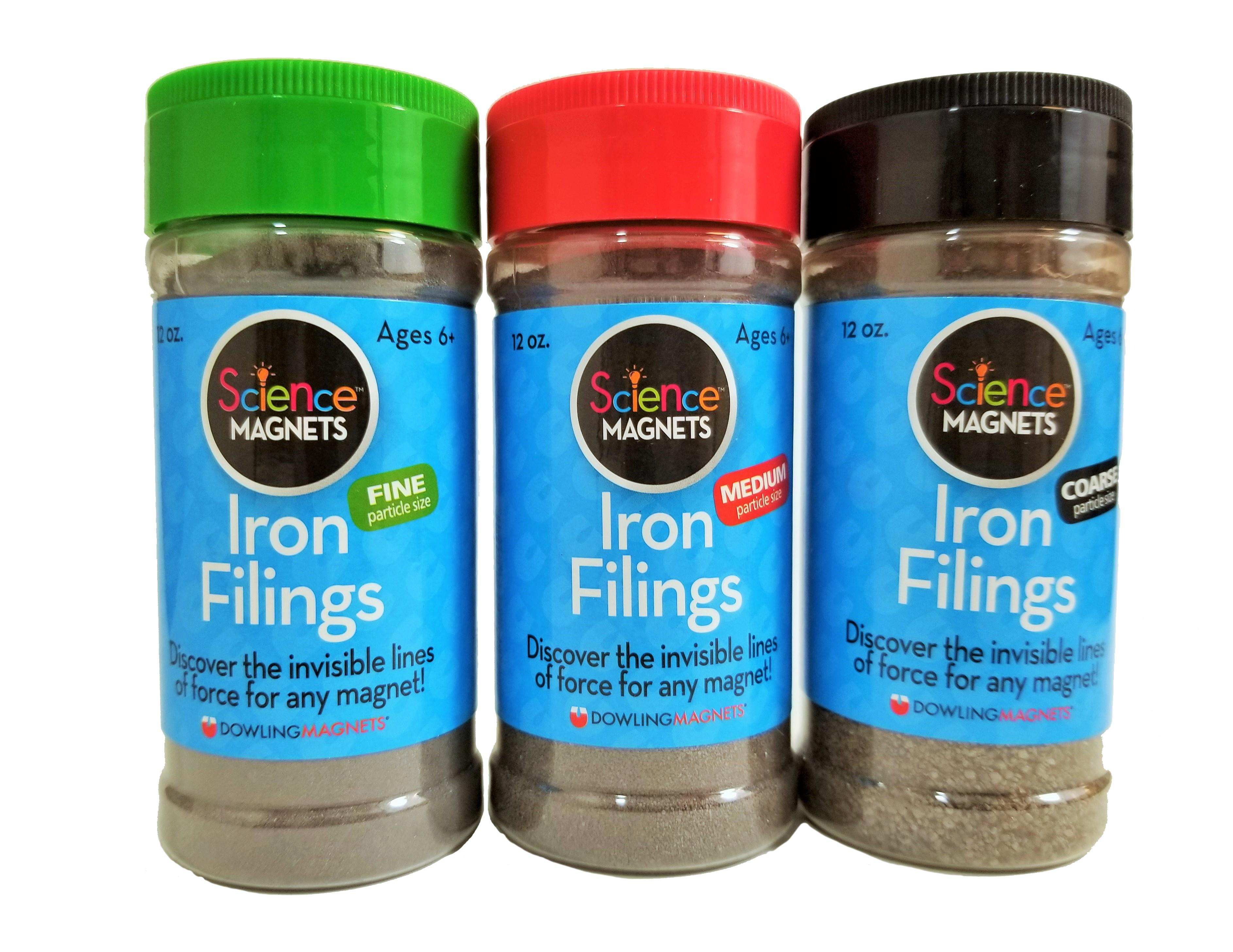 Iron Filings Variety Pack