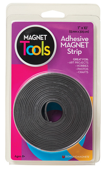 Adhesive Magnet Strip (1