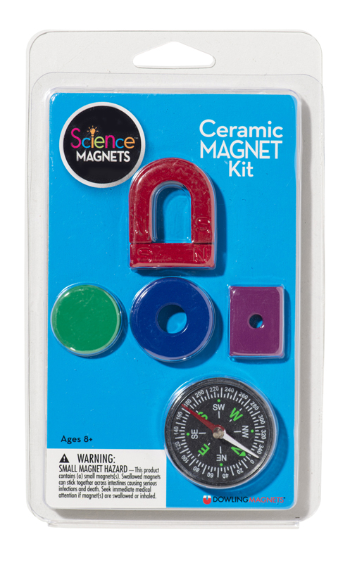 Ceramic Magnet Kit