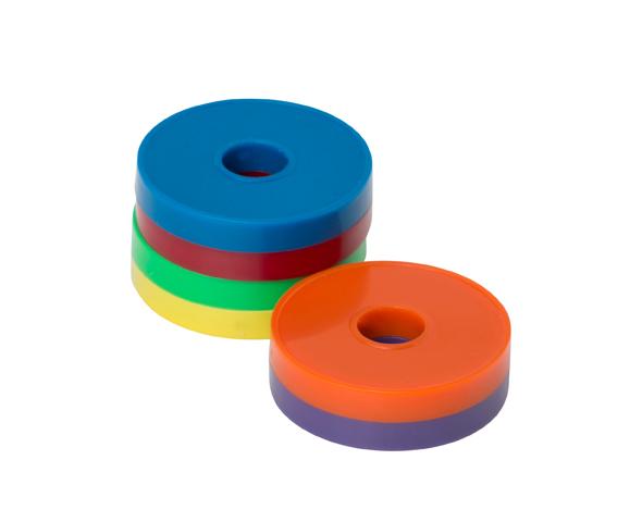 Hero Magnets: Big Ring Magnets, Set of 3