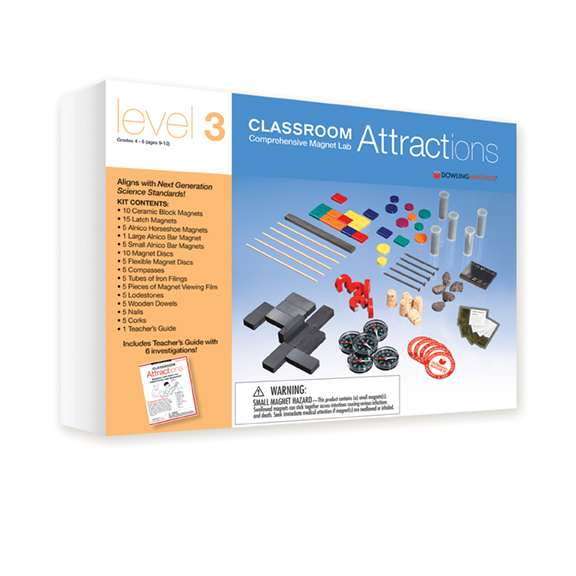 Classroom Attractions Level 3
