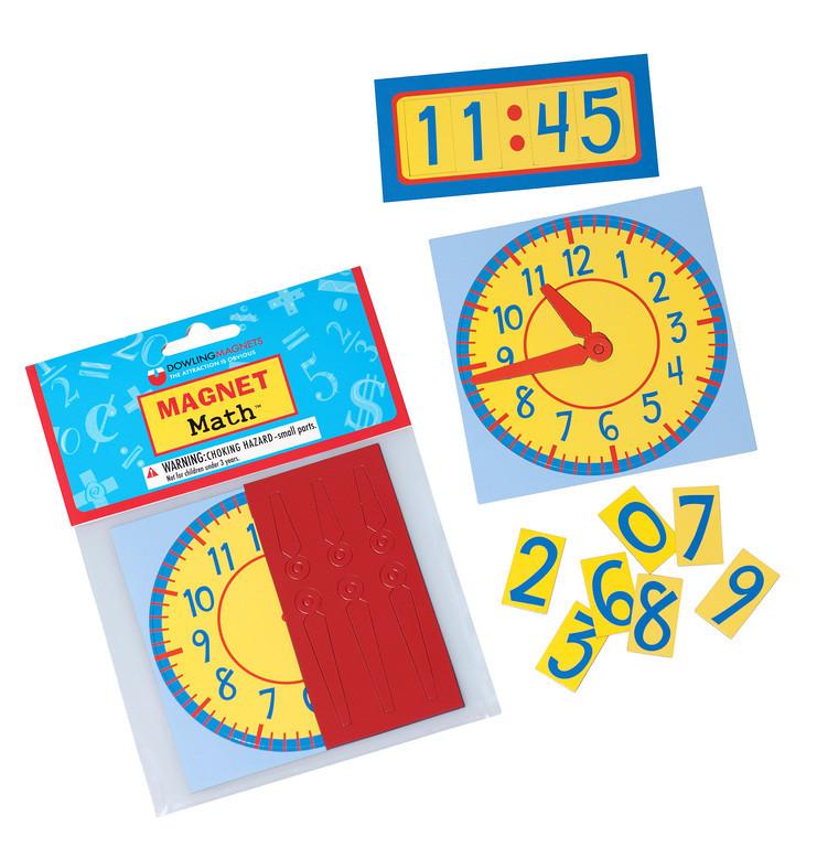 Magnet Clocks