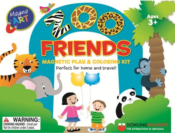 Magna Art Zoo Friends