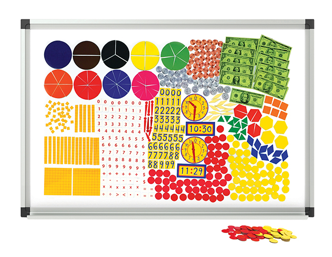 Magnetic Math Manipulitives Bundle