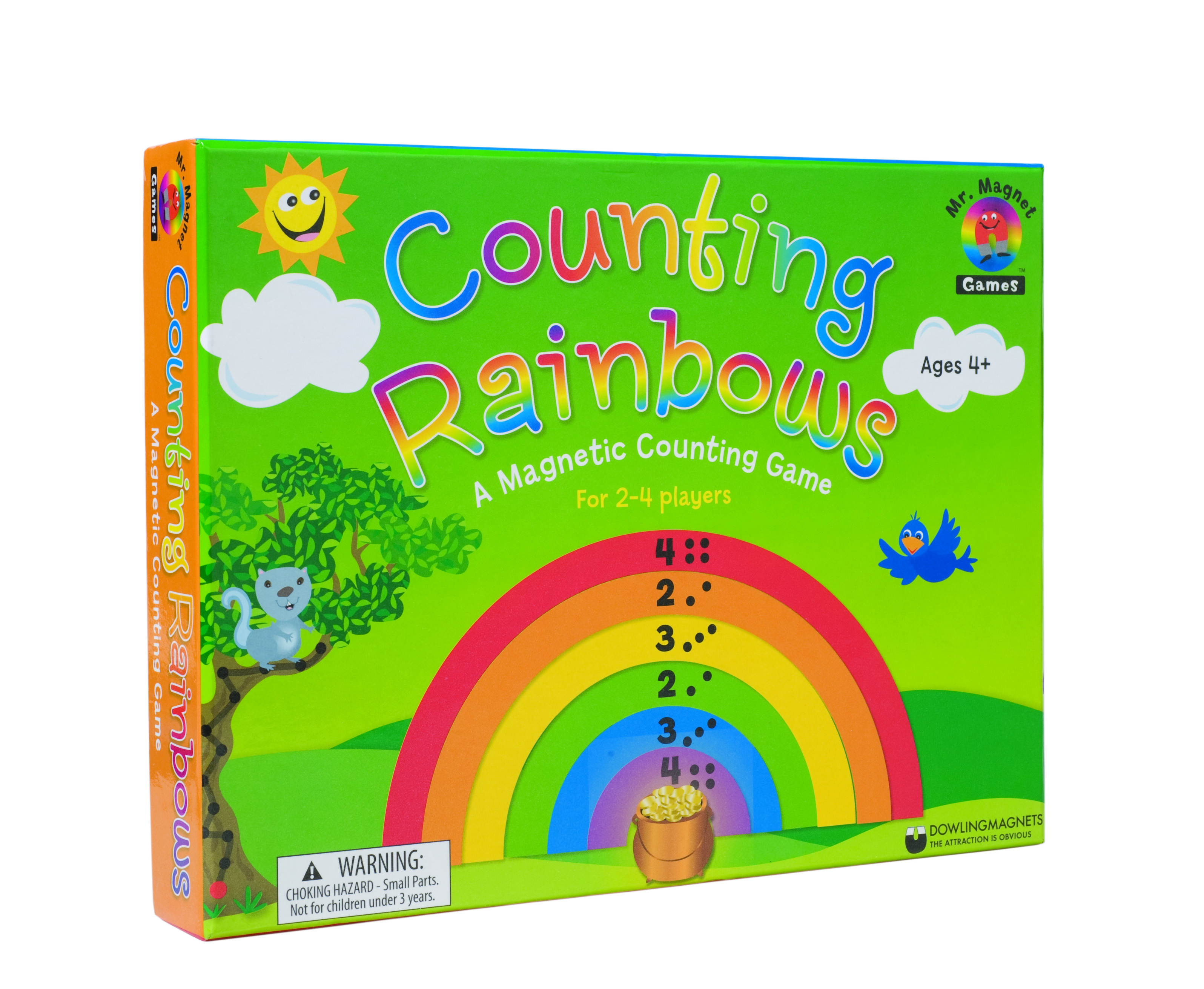 Counting Rainbows