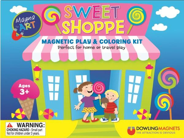 Magna Art Sweet Shoppe