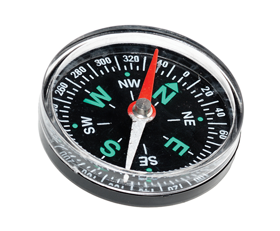 Compasses (1.5 inches in diameter), Set of 30